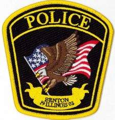 The Benton police will move into a new facility on Monday.