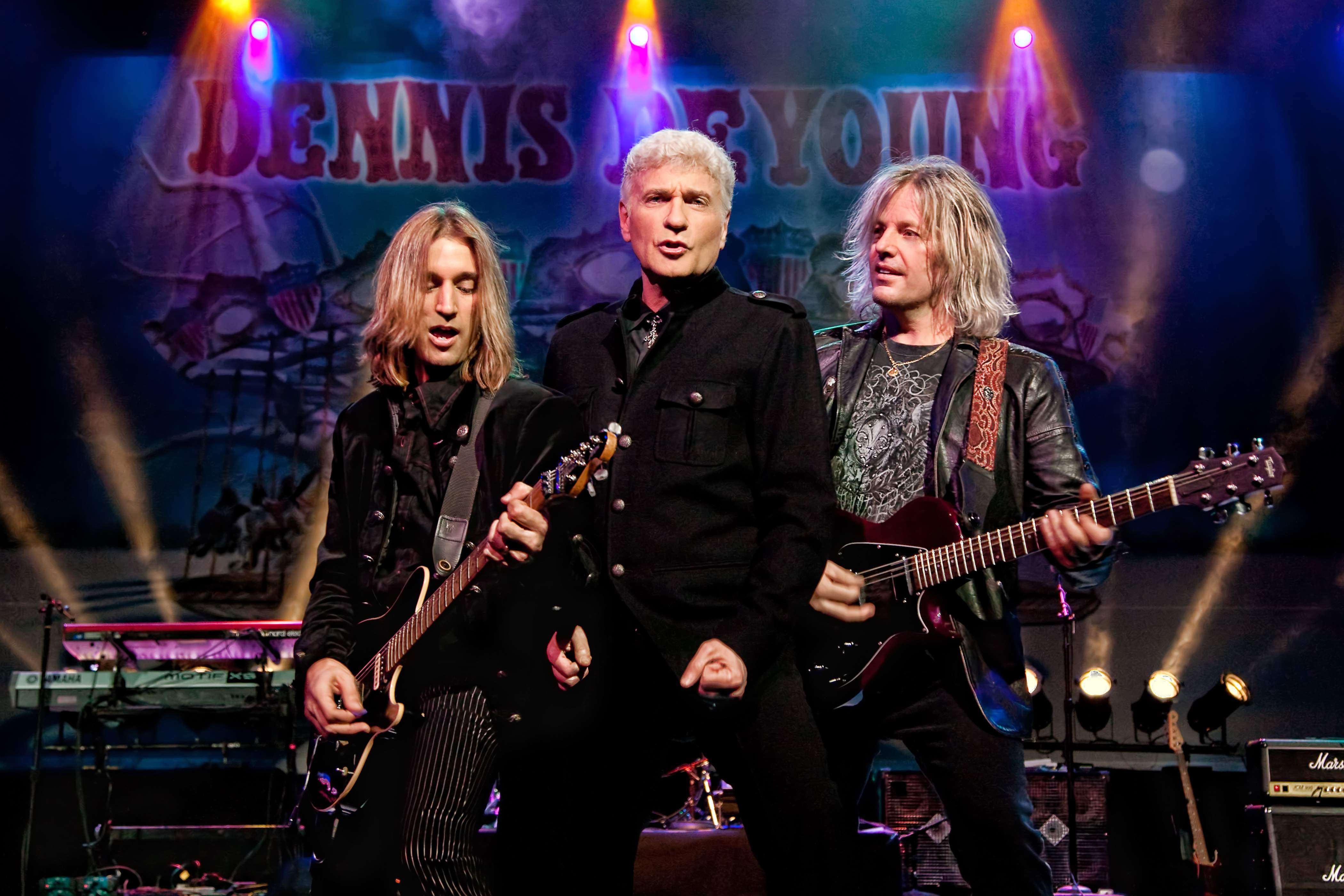Dennis DeYoung: The Music of STYX will come to the Marion Cultural and Civic Center on July 29 as part of the Will Rock For Food program, sponsored by the Marion Ministerial Alliance. The night will also feature a silent auction.