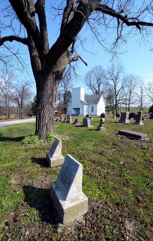 While hundreds of small country churches used to dot the countryside in Franklin County and throughout Southern Illinois, few have survived the years to remain as picturesque as Mt. Pleasant Church, located west of Benton near Valier.