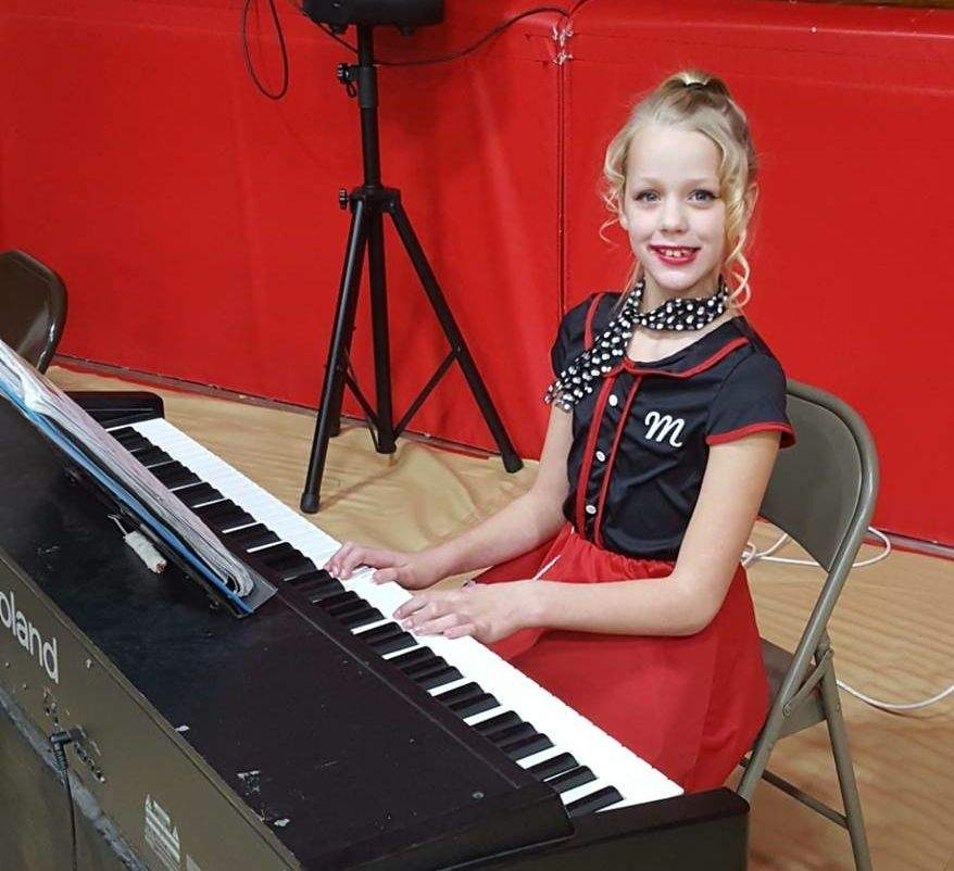 "Makanda Williams has a love for music, ""especially the piano,"" according to her pincipal, Kristin Ing, of Ewing Grade School. The 10-year-old who likes to help others is getting help from the community after being diagnosed with a rare brain tumor two weeks ago."