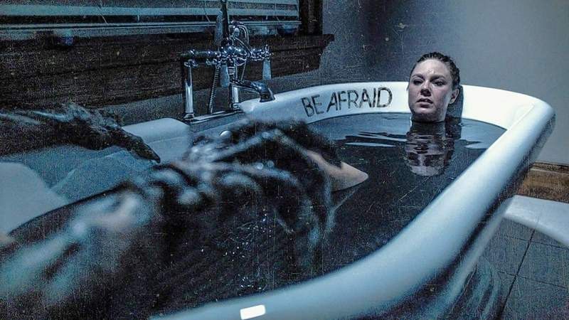 """Be Afraid"" is billed as a psychological thriller."