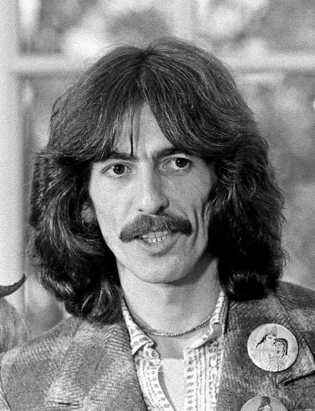 George Harrison visited his sister in Benton in the period just before Beatlemania hopped the pond and consumed the United States.