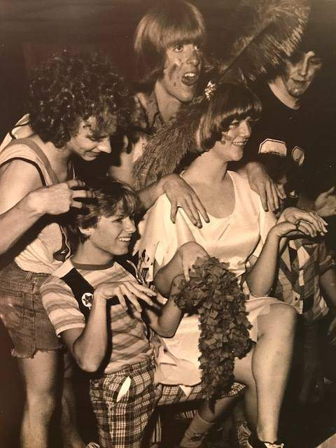 The 40-year legacy of Pyramid Players began in 1977 with the production of a new musical, 'Godspell.'