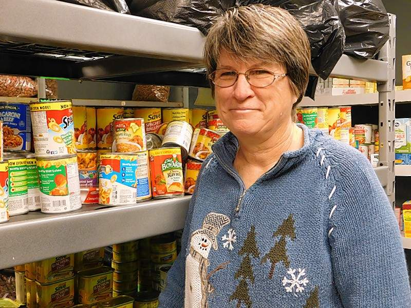 Cheri Litton is director of JC Manna Mission in Johnston City.
