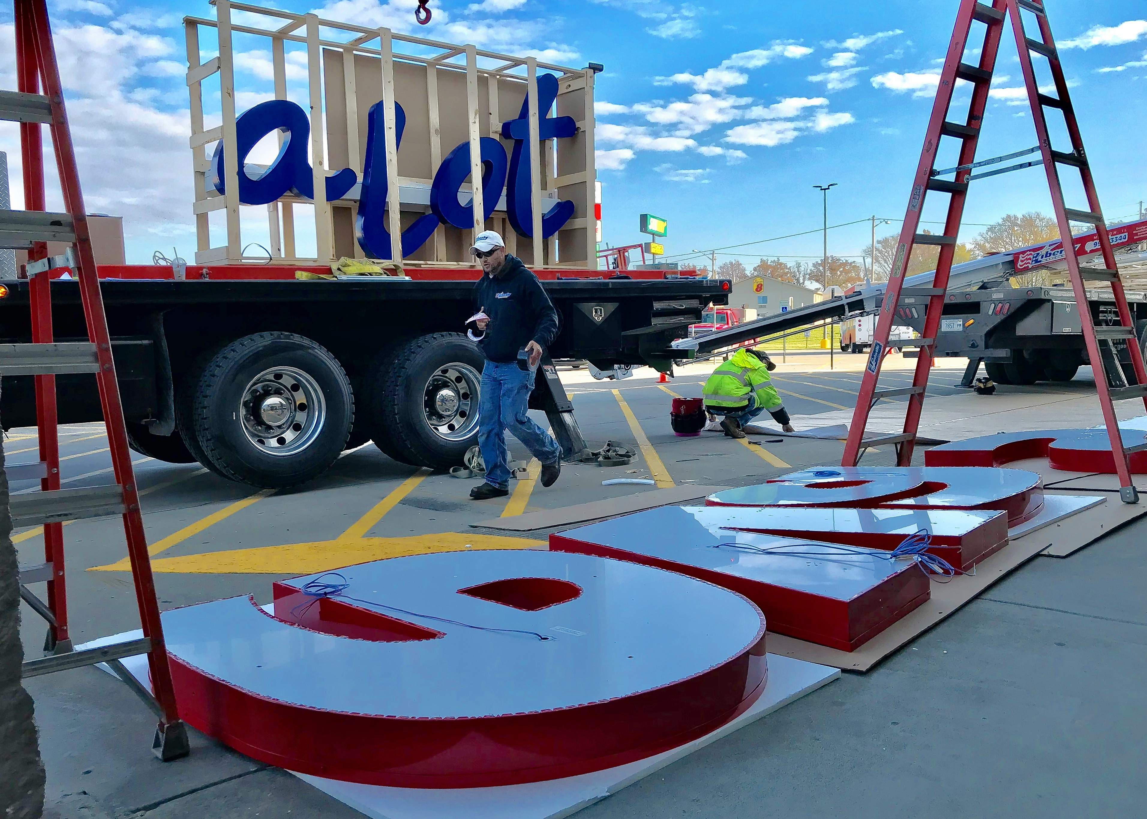 The arrival of Save-A-Lot at the Southtowne Shopping Center this fall was among the city's notable accomplishments in 2017.