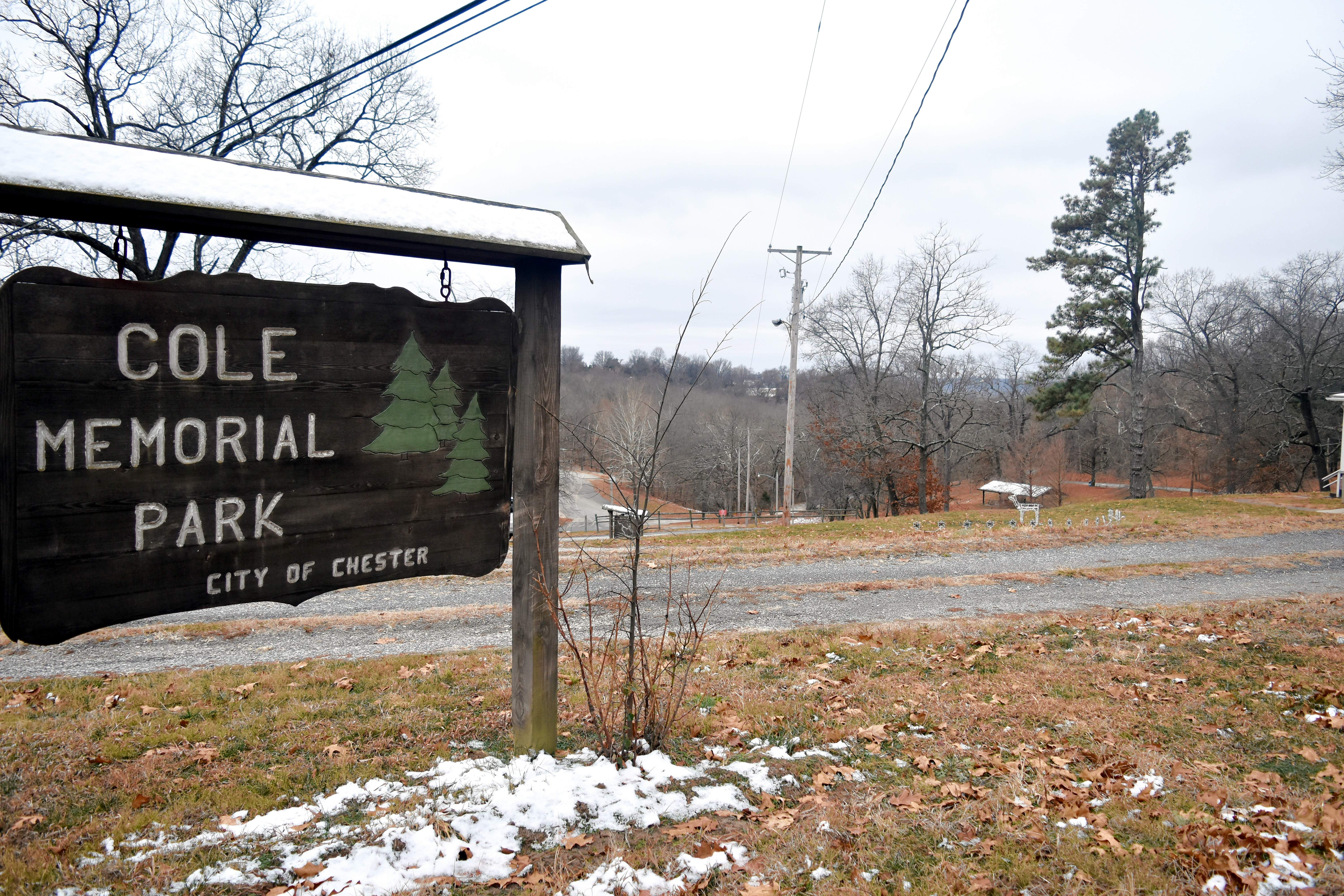 """Cole Memorial Park in Chester will be the starting point of a 57-mile, two-state """"Cannonball Ride"""" bicycle race on Feb. 3."""