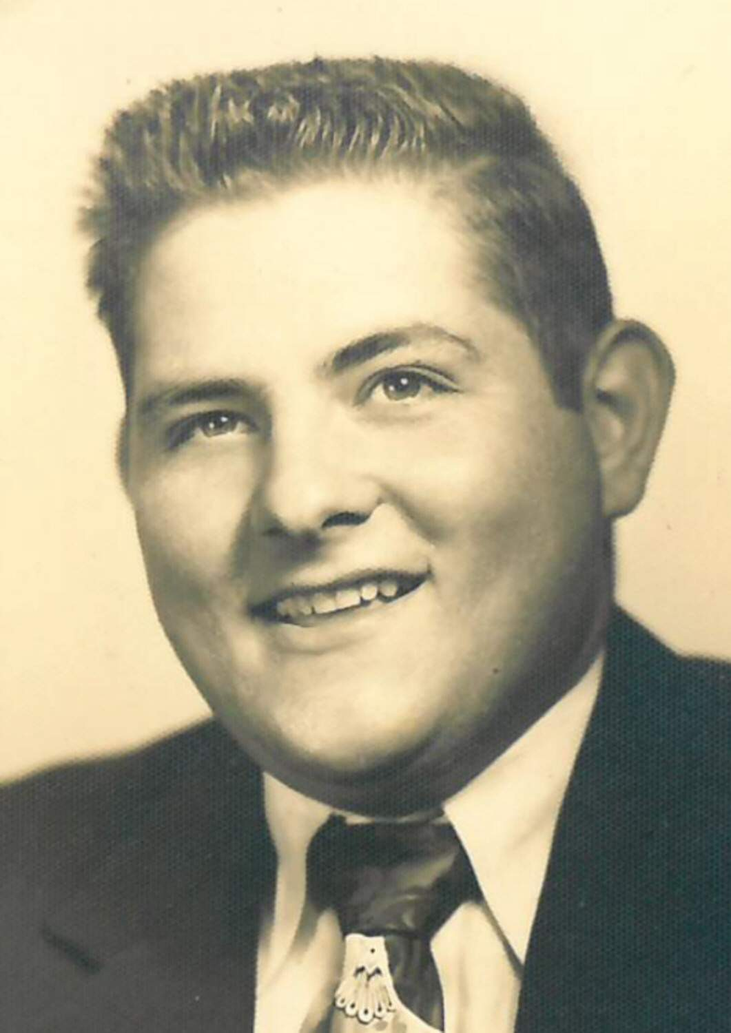 William Gauch, Jr., of Elkville