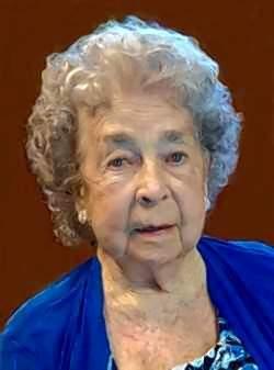 Alma Davis of Vergennes
