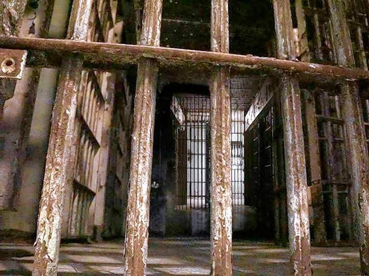 The cell where Charlie Birger spent the last months of his life is now home to an escape challenge.