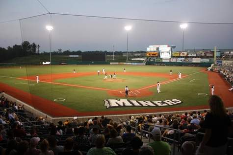 Rent One Park in Marion will be the new host of the 2019 and 2010 Ohio Valley Conference Baseball Championships.