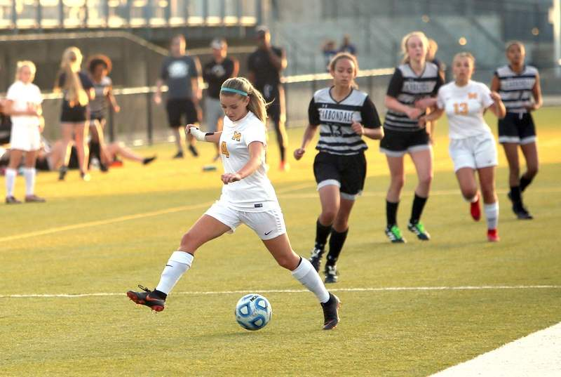 Marissa Basi has committed to the SIU women's soccer program.