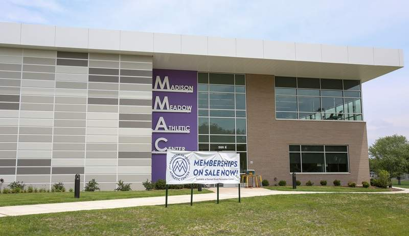 The new $9.2 million Madison Meadow Athletic Center in Lombard came in roughly $1 million under budget at 500 E. Wilson Ave.