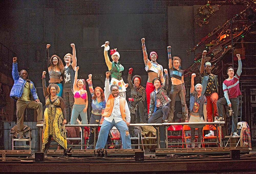 """The popular play """"RENT"""" is among the highlights of Southeast Missouri State University's River Campus for the 2018-2019 season."""