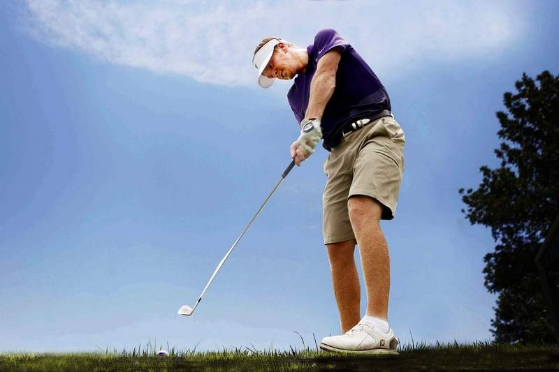 Carterville native Jacob Eklund will be teeing it up in the Trans-Miss Amateur Championship, beginning Tuesday in Columbus, Ohio. Eklund, who just finished up his sophomore year at Kansas State, will be one of 144 golfers in the field.