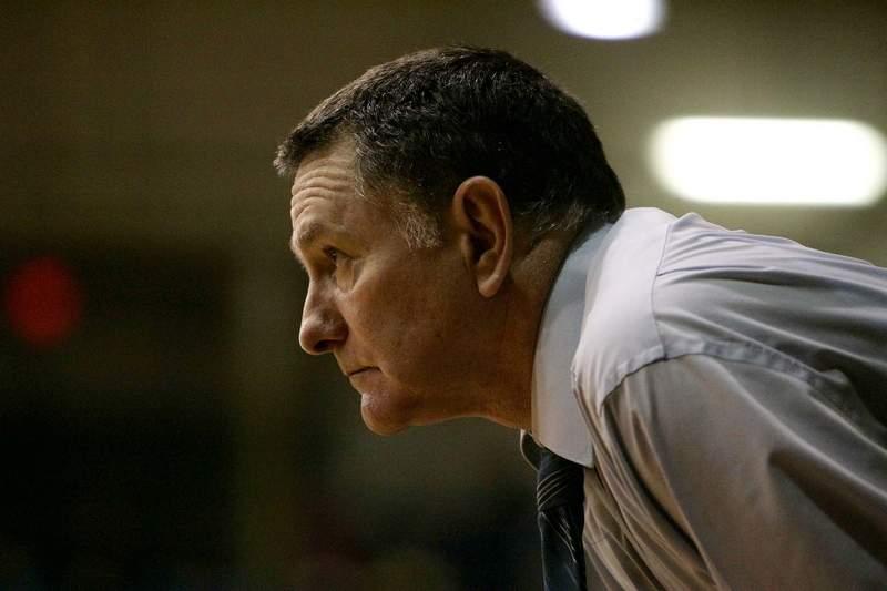 Joe Hosman, who began his coaching career at Eldorado in 1979 has been a fixture at Massac County since 1986.