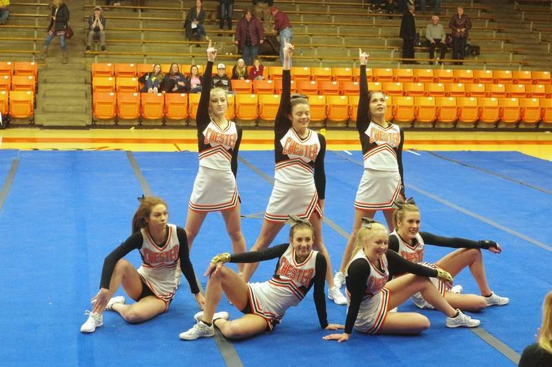 The Chester High School cheerleaders will host their annual Cheer Camp for young cheerleading enthusiasts.