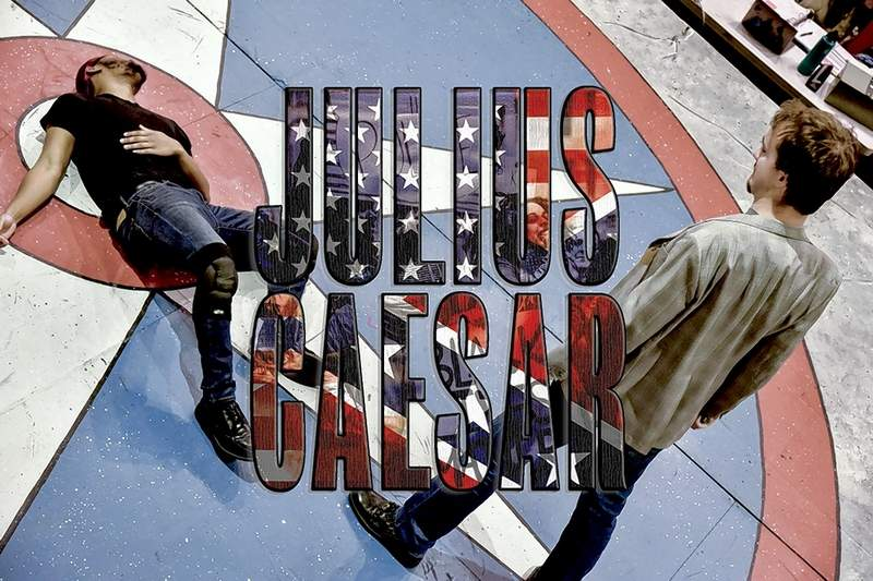 The SIU Department of Theater will present a contemporary take on Shakespeare's 'Julius Caesar' May 2 to 5.