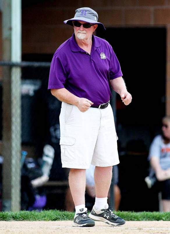 Harrisburg head coach Red Stafford was named ICA Sectional Coach of the Year Wednesday. The Harrisburg softball team also put four members on the All-State Team as Madeline Rider and Karsyn Davis were named to the First Team, while Essence Sanders and Kerrigan Payne were named to the Second Team.