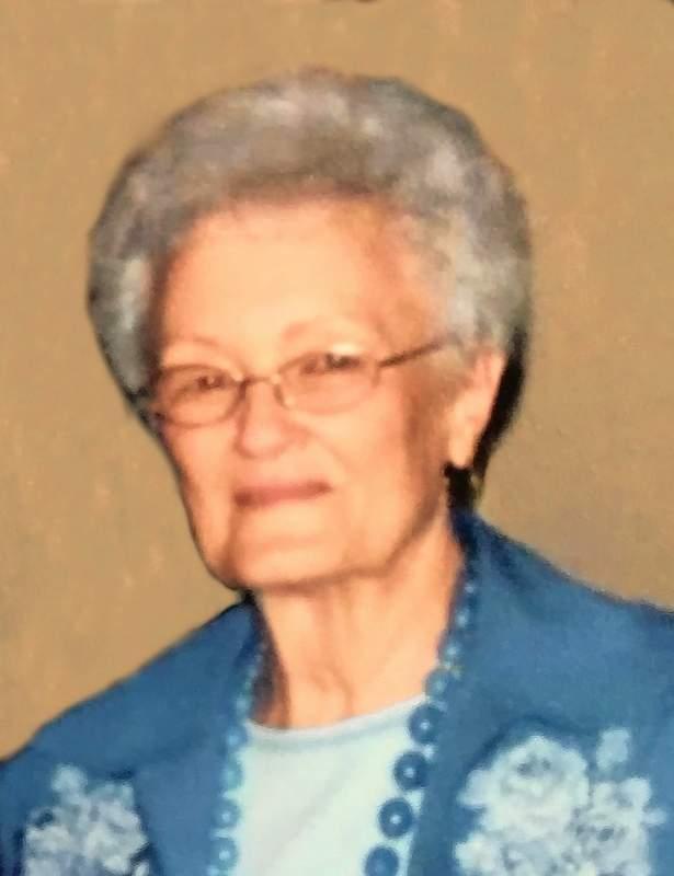 Erma Yvonne Hall