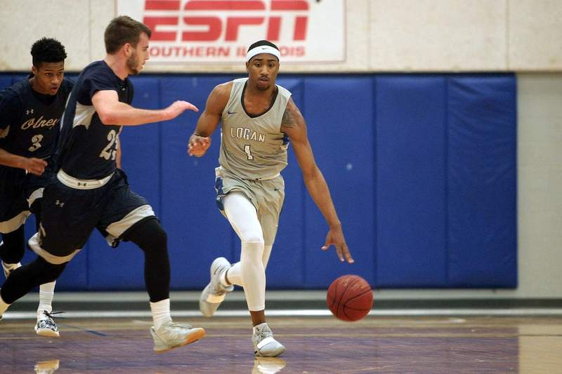 John A. Logan College sophomore Jay Scrubb has a who's who in terms of Division 1 college offers. Now Scrubb, the reigning Region 24 Player of the Year and First Team All-American is projected to go in the first round of next year's NBA Draft.