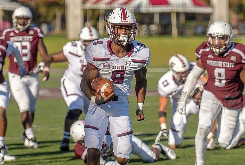 SIU running back D.J. Davis is getting some preseason attention at the national level.