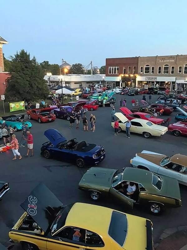 Courtesy of Kevin EdwardsA record turnout of entries showed up for the 28th Annual Rend Lake Car Show in Benton on Saturday.