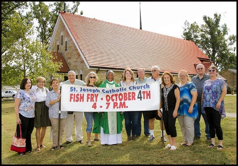Church members are preparing for the 14th Annual Fish Fry at Benton's St. Joseph Catholic Church this Friday.