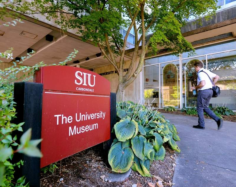 University Museum on the campus of SIU is free and open to students, faculty and the general public.