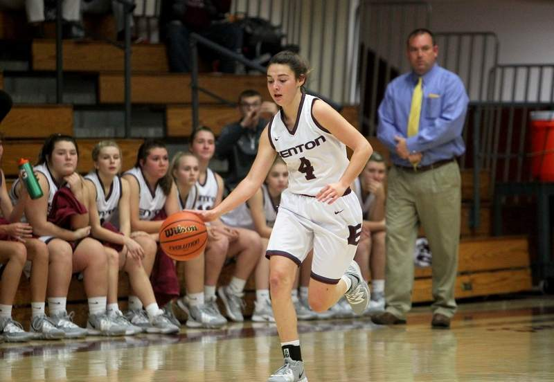 Benton's Addisyn Miller scored a game-high 19 points in helping lead the Rangerettes to a 54-43 win over Sesser-Valier Wednesday night.
