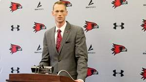 Southeast Missouri formally introduced Brad Korn as its next men's basketball head coach in a small private gathering Tuesday afternoon.