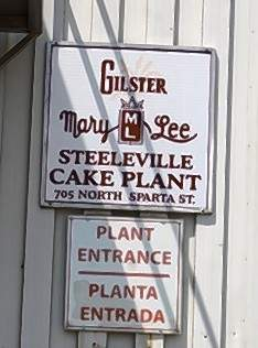 The Steeleville baking mix plant will close Saturday for two weeks.