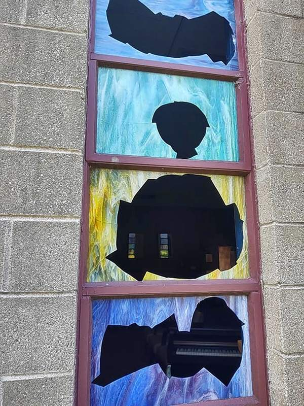 Police are investigating after recent break-ins at United Hebrew Temple in Benton resulted in significant damage to the synagogue.