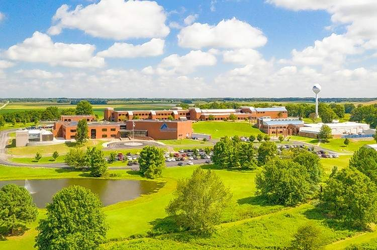 PHOTO COURTESY OF SICA view of the SIC campus. SIC is set to receive more than $5 million from the estate of the late Col. William C. Hise, the largest donation ever to the college and one of the largest donations to a community college in the state.
