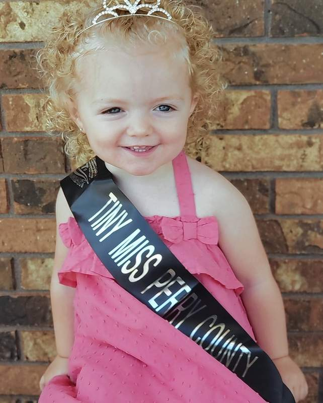 Abigail Burton, daughter of Keri and Joseph Burton, was crowned ultimate grand supreme queen for America's Best Pageant.
