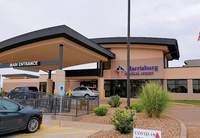 FILE PHOTO The entrance of Harrisburg Medical Center.