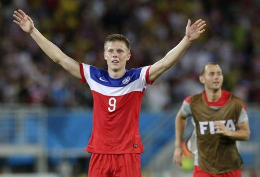 World Cup photos: U.S. 2, Ghana 1